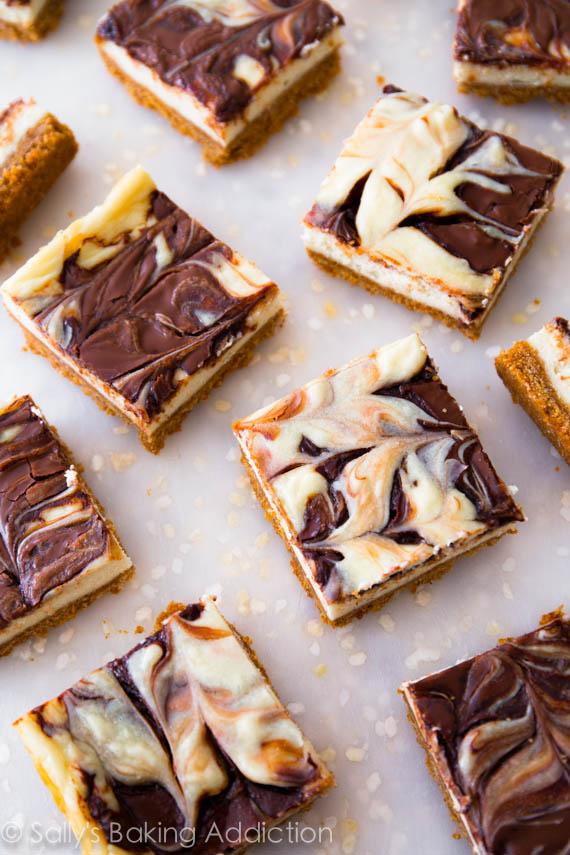 Nutella-Swirl-Cheesecake-Bars