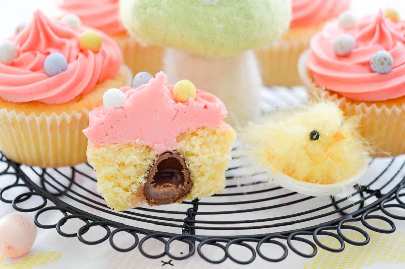 eastervanillasurprisecupcakes3